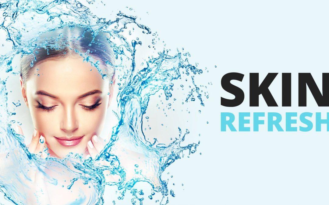 Skin Refresh, Trattamento Viso Rigenerante e Vitaminico – Settembre/Ottobre 2020